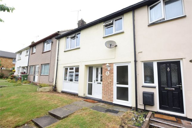 3 bed terraced house to rent in Codenham Straight, Kingswood, Essex SS16