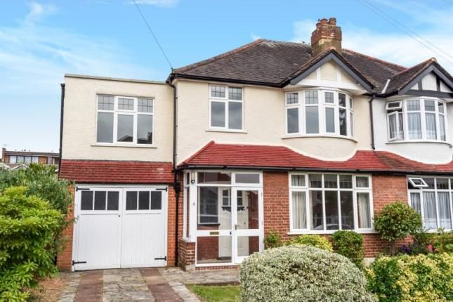 4 bed semi-detached house for sale in Oak Grove, West Wickham