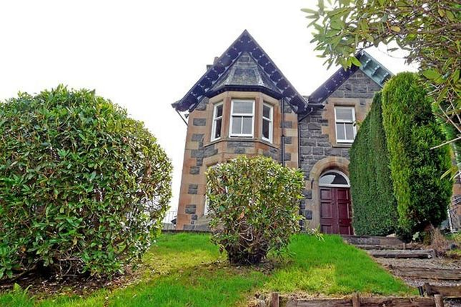 Thumbnail Semi-detached house for sale in Glenmoidart House, Fassifern Road, Fort William