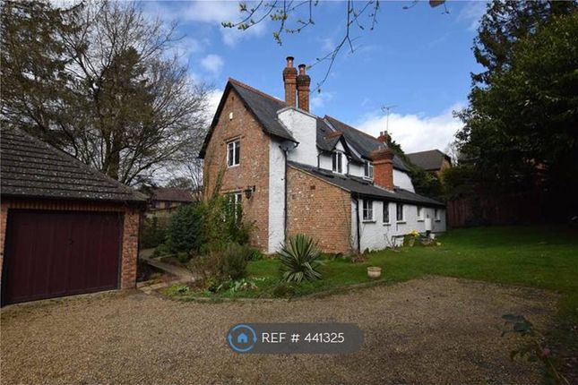 Thumbnail Detached house to rent in Julius Hill, Bracknell