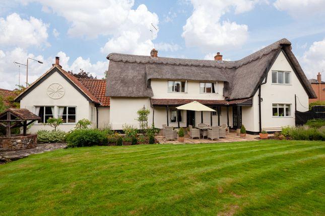 Thumbnail Detached house for sale in Cambridge Road, Littlebury, Saffron Walden