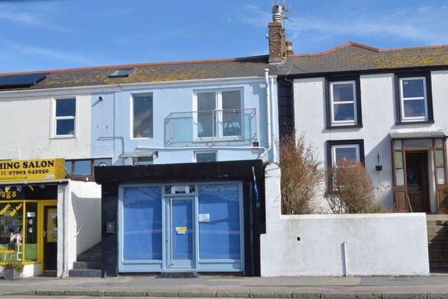 Thumbnail Terraced house for sale in Penpol Terrace, Hayle