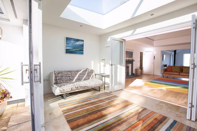 Sun Room of Freshwater Lane, St Mawes, Cornwall TR2
