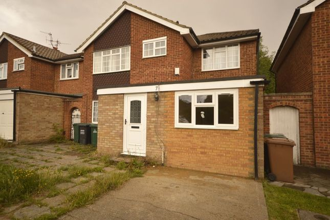 Thumbnail Detached house to rent in Lemonfield Drive, Watford