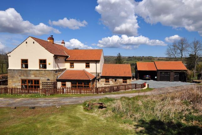 4 bed detached house for sale in Glaisdale, Whitby YO21