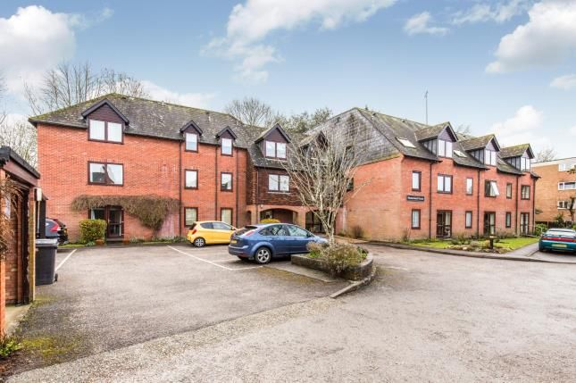Thumbnail Flat for sale in Middlebridge Street, Romsey, Hampshire