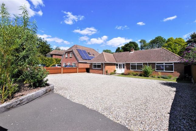 Thumbnail Detached bungalow for sale in Hagbourne Road, Didcot