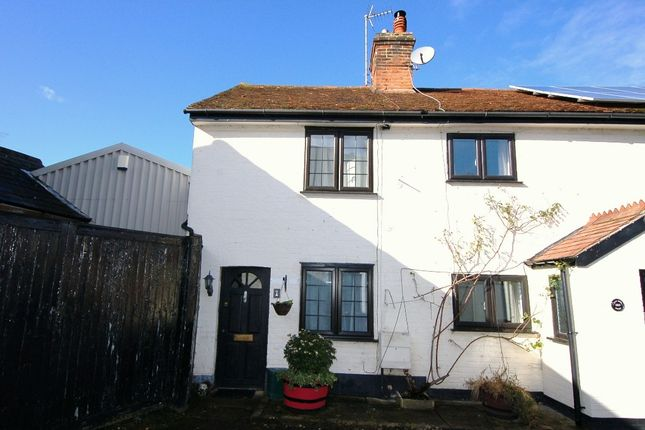 Thumbnail Cottage for sale in Half Moon Street, Bagshot