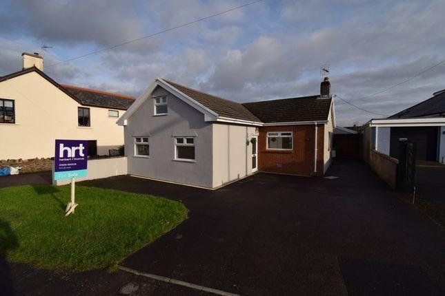 Thumbnail Detached bungalow for sale in 19, Pen-Yr-Heol, Bridgend