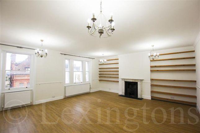 Thumbnail Flat to rent in Belsize Crescent, Belsize Park, London