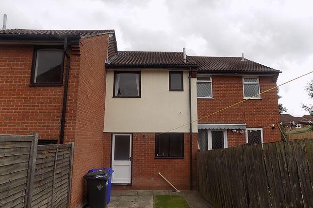 Thumbnail Town house to rent in Alvenor Street, Ilkeston