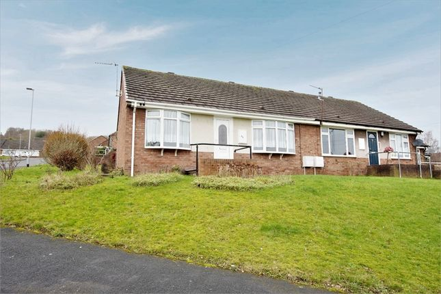 2 bed semi-detached bungalow for sale in Setterfield Way, Brereton, Rugeley, Staffordshire WS15