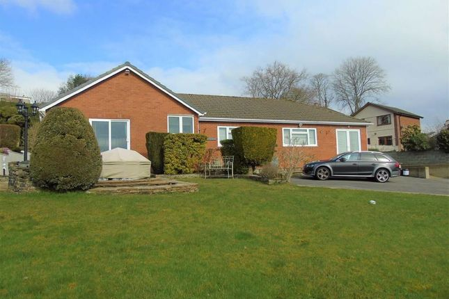 Thumbnail Detached bungalow for sale in Llethri Road, Swiss Valley, Llanelli