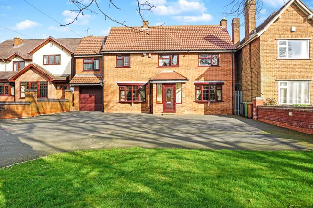 Thumbnail Detached house for sale in Bell Road, Walsall