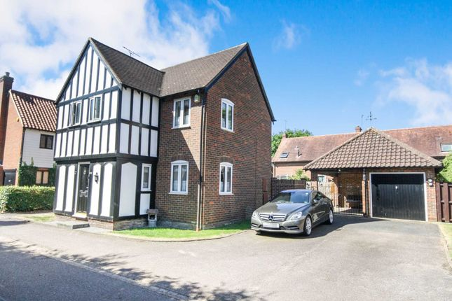 Thumbnail Detached house for sale in Kimberley Drive, Laindon, Basildon