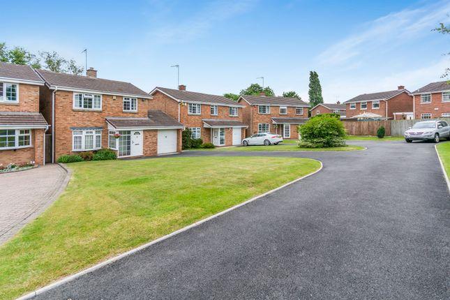 Thumbnail Detached house for sale in Shandon Close, Quinton, Birmingham