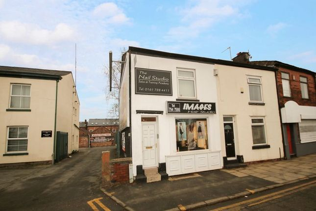 Thumbnail Terraced house for sale in Worsley Road, Swinton, Manchester
