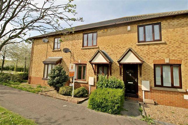 2 bed terraced house to rent in Tunbridge Grove, Kents Hill, Milton Keynes