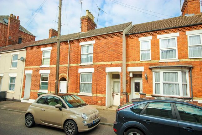 3 bed terraced house for sale in Crabb Street, Rushden, Northamptonshire NN10