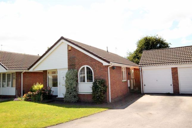 Thumbnail Detached bungalow for sale in Chelkar Way, Rawcliffe, York