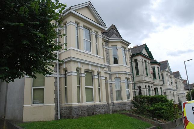 Thumbnail Property to rent in Lipson Road, Lipson, Plymouth