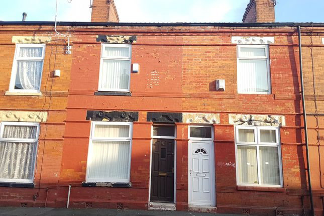 Thumbnail Terraced house to rent in Maida Street, Manchester