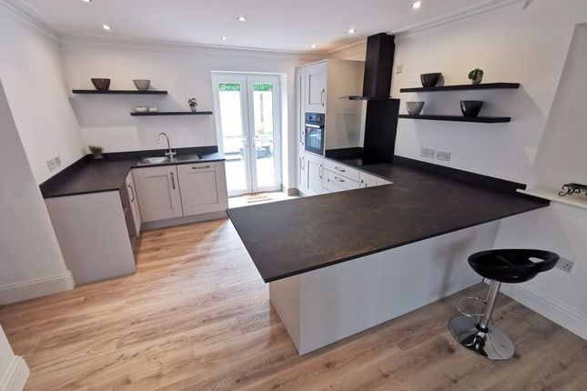 Thumbnail Detached house for sale in Bedwas Road, Caerphilly