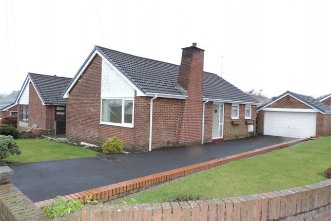 Thumbnail Detached bungalow for sale in Grindsbrook Road, Radcliffe, Manchester