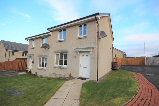 3 bed semi-detached house for sale in 21 Resaurie Gardens, Smithton, Inverness