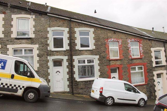 Thumbnail Terraced house for sale in Brynhyfryd, Tylorstown, Ferndale