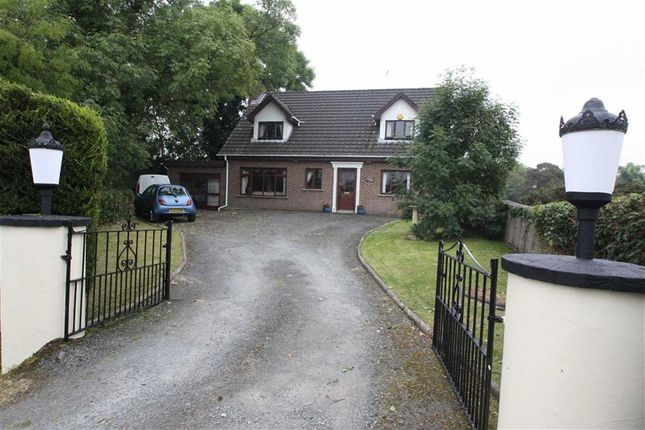 Thumbnail Detached house for sale in Lisburn Road, Saintfield, Ballynahinch