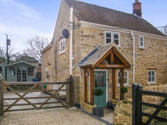 Thumbnail Detached house for sale in Dovers Hill, Weston Subedge, Chipping Campden, Gloucestershire