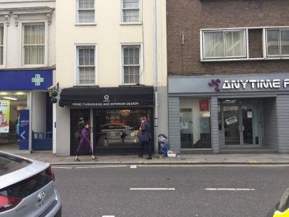 Thumbnail Commercial property for sale in Fulham Road, London