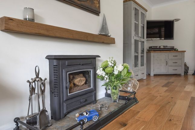 Wood Burner of The Drive, Ifold, Loxwood, West Sussex RH14