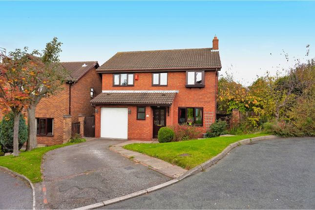 4 bed detached house for sale in Ashdale Close, Brizlincote Valley