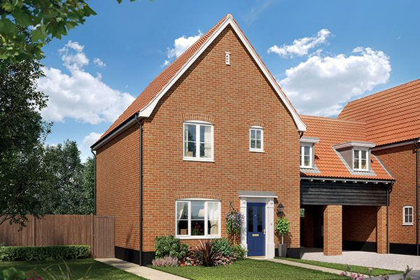 Thumbnail Semi-detached house for sale in Mundesley Road, Overstrand, Norfolk