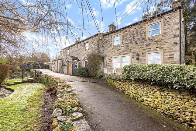 Thumbnail Detached house for sale in Woodside Lane, Cononley, Keighley