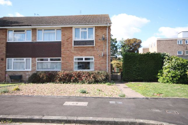 Thumbnail Maisonette for sale in Mossdown Close, Belvedere
