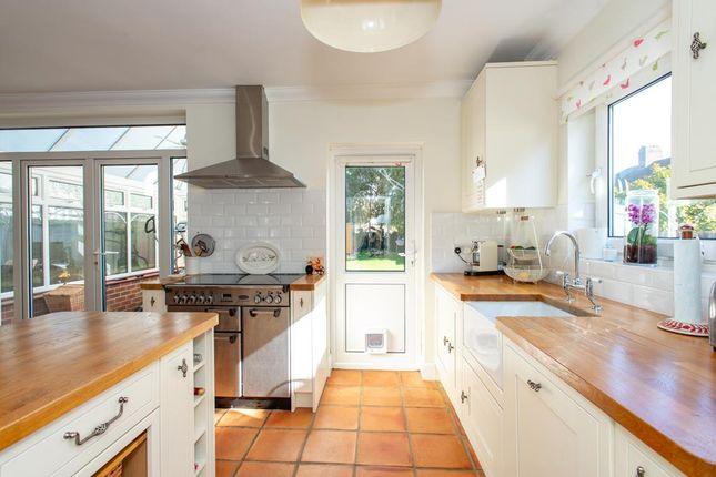 Thumbnail Semi-detached house for sale in Beechcroft Road, Farnborough, Orpington