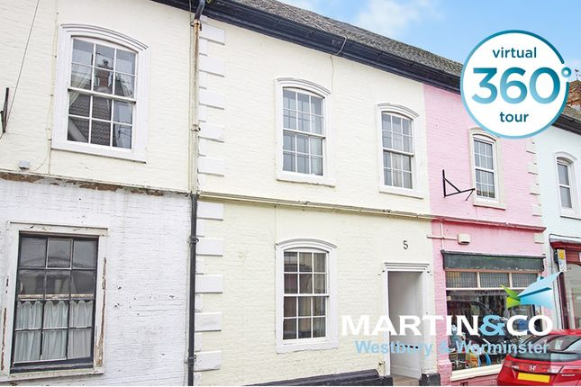 Thumbnail Terraced house for sale in Maristow Street, Westbury