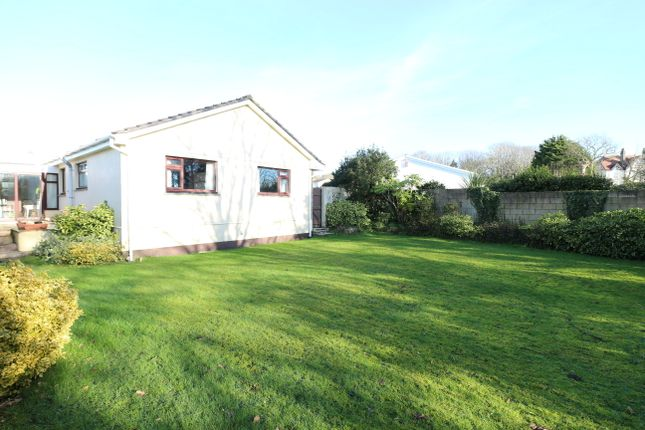 Thumbnail Detached bungalow for sale in Tregenna Fields, Camborne