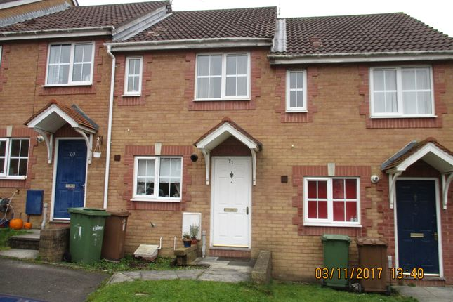 Thumbnail Terraced house to rent in Dol Y Pandy, Bedwas