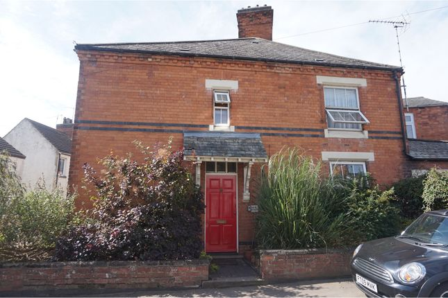 Thumbnail End terrace house for sale in East Street, Market Harborough