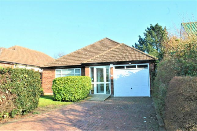 Thumbnail Detached bungalow for sale in Bittacy Rise, London