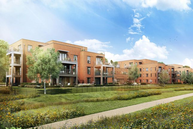 "Thumbnail Flat for sale in ""2 Bedroom Apartment"" at Hauxton Road, Trumpington, Cambridge"