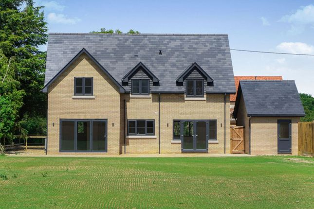 Thumbnail Detached house for sale in Rampton Road, Willingham