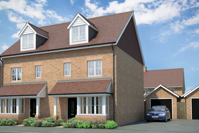 """Thumbnail Property for sale in """"The Darwin"""" at Reigate Road, Hookwood, Horley"""