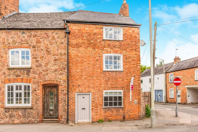 Thumbnail End terrace house for sale in Leicester Road, Quorn, Loughborough