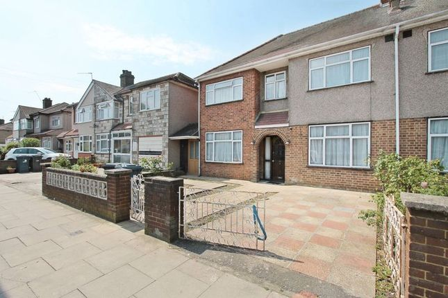 Thumbnail Semi-detached house to rent in Allenby Road, Southall