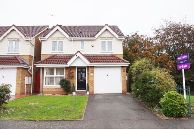 Thumbnail Detached house for sale in Minton Road, Coventry